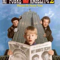 """9- """"Mi pobre angelito 2"""". Es una película de comedia, secuela de la película Home Alone dirigida por Chris Columbus. Foto:Hughes Entertainment"""