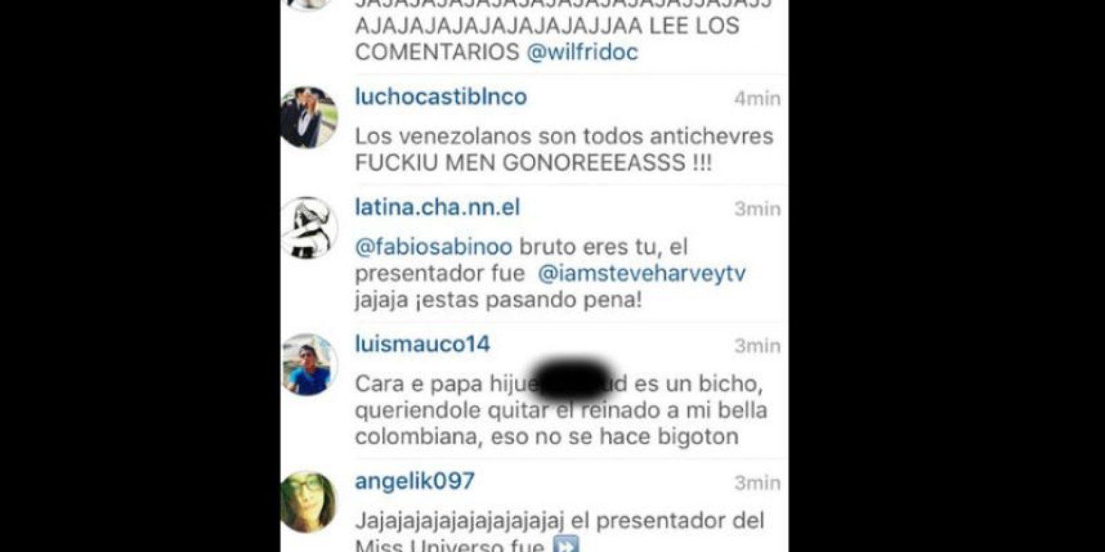 Por supuesto, los fans del cantante salieron en su defensa. Foto:vía Instagram/oscardleonoficial