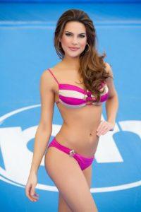 España: Carla Barber García, 25 años. Originaria de Las Palmas de Gran Canaria Foto:MissUniverse.com
