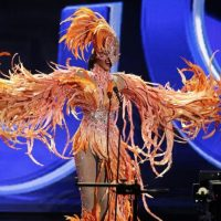 Una ave Foto:Miss Universo