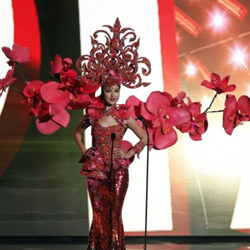 Orquídea Foto:Miss Universo