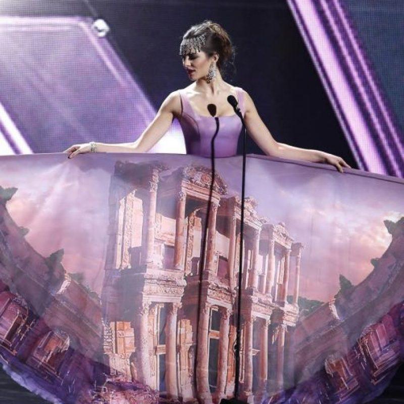 Turquía Foto:Miss Universo