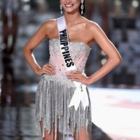 Pia Alonzo es la nueva Miss Universo Foto:Getty Images