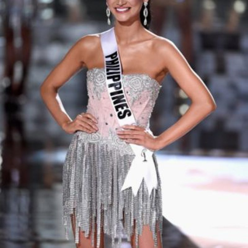 Pia Alonzo es la nueva Miss Universo Foto: Getty Images