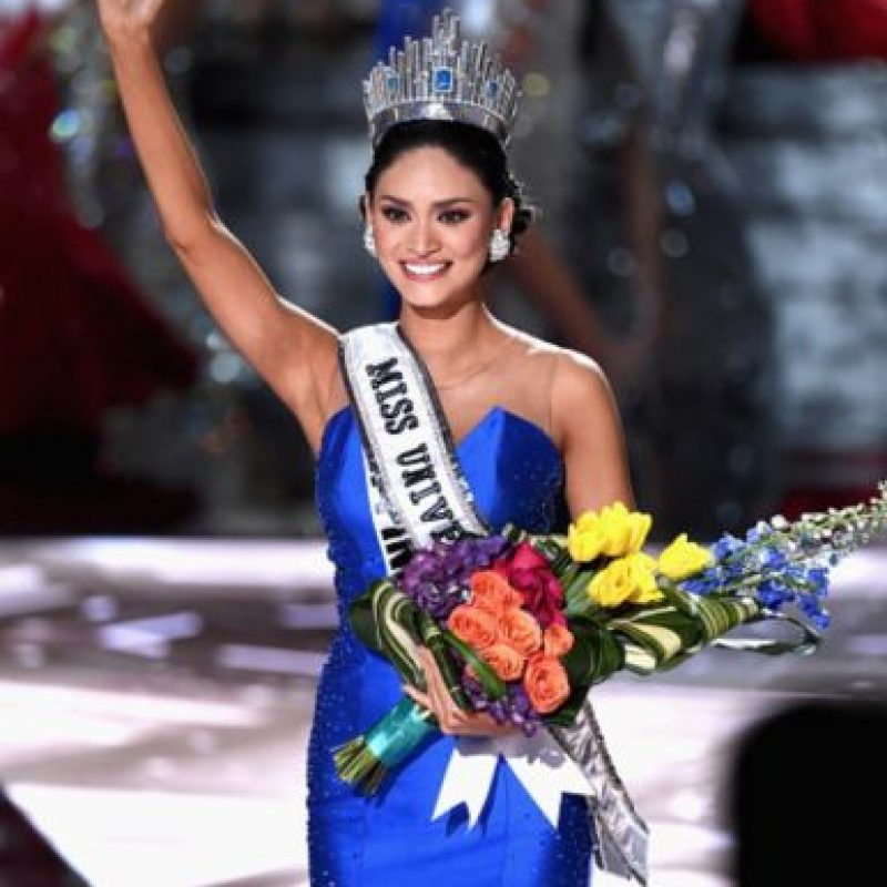 Pia Alonzo, de Filipinas Foto: Getty Images