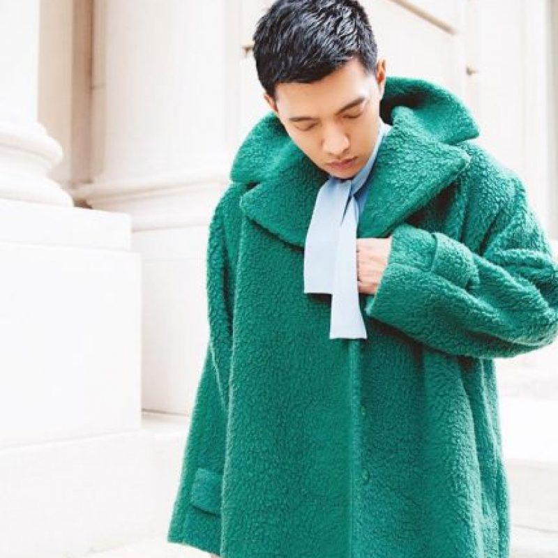 Bryan Boy es uno de los blogueros masculinos de moda más famosos. Foto:vía Instagram/bryanboy