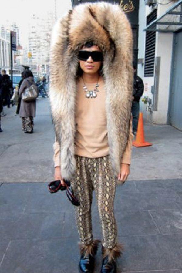 Se trata de Bryan Boy, bloguero de moda masculina. Foto:vía Instagram/bryanboy