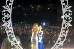 Se relató el momento de la coronación Foto:Snapchat – Miss Universe