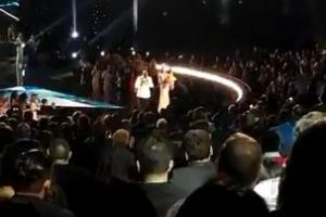 Pero hubo un error Foto: Snapchat – Miss Universe
