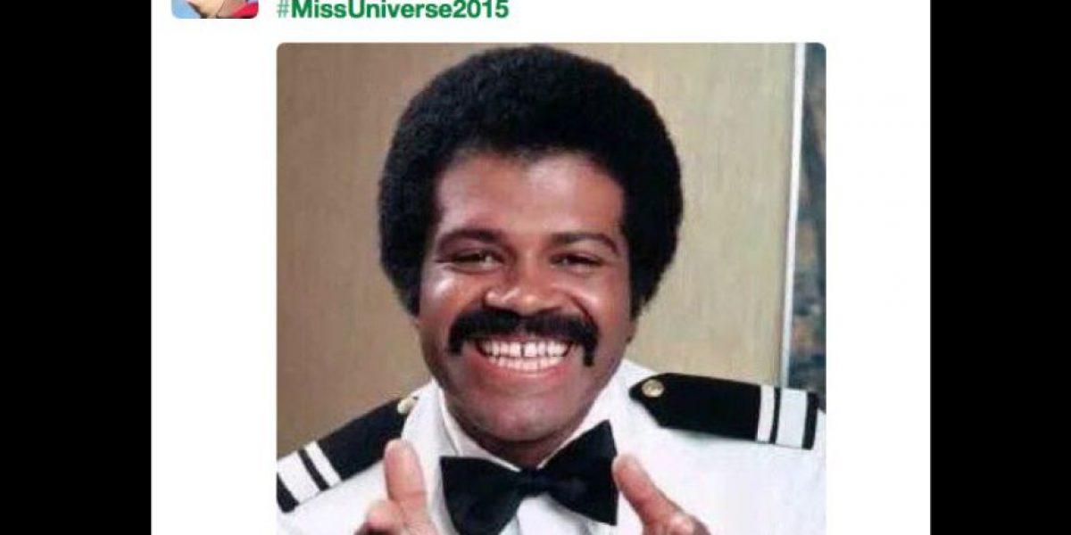 Conozca las reacciones por la transmisión de Miss Universo 2015