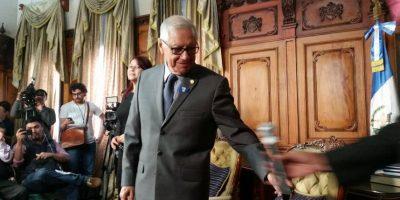 Este es el legado que deja el presidente Alejandro Maldonado