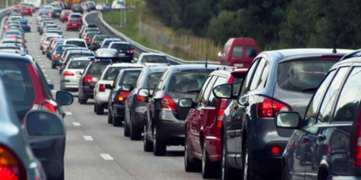 ¡Toma nota! Hoy circulan en la Ciudad un millón 200 mil vehículos