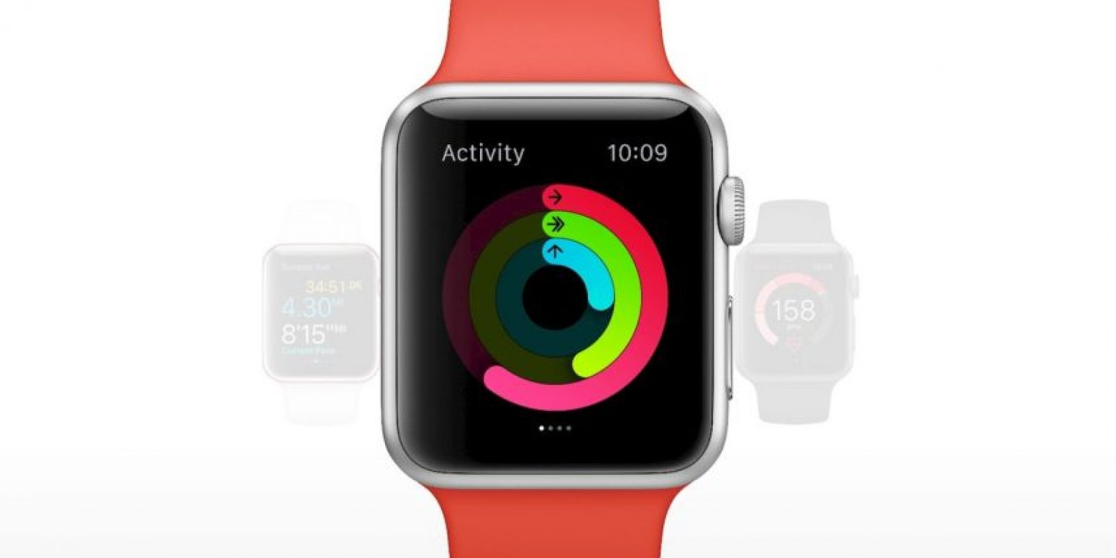 Apple Watch está disponible en tres diferentes colecciones desde 349 dólares. Foto: Apple