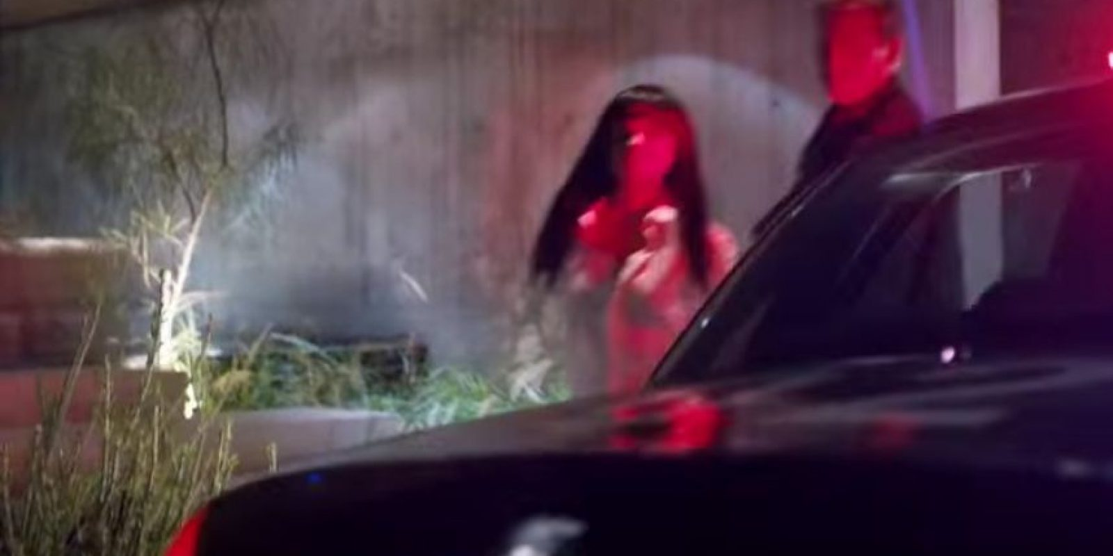 Entonces, Selena Gómez es arrestada. Foto:YouTube/SelenaGomez