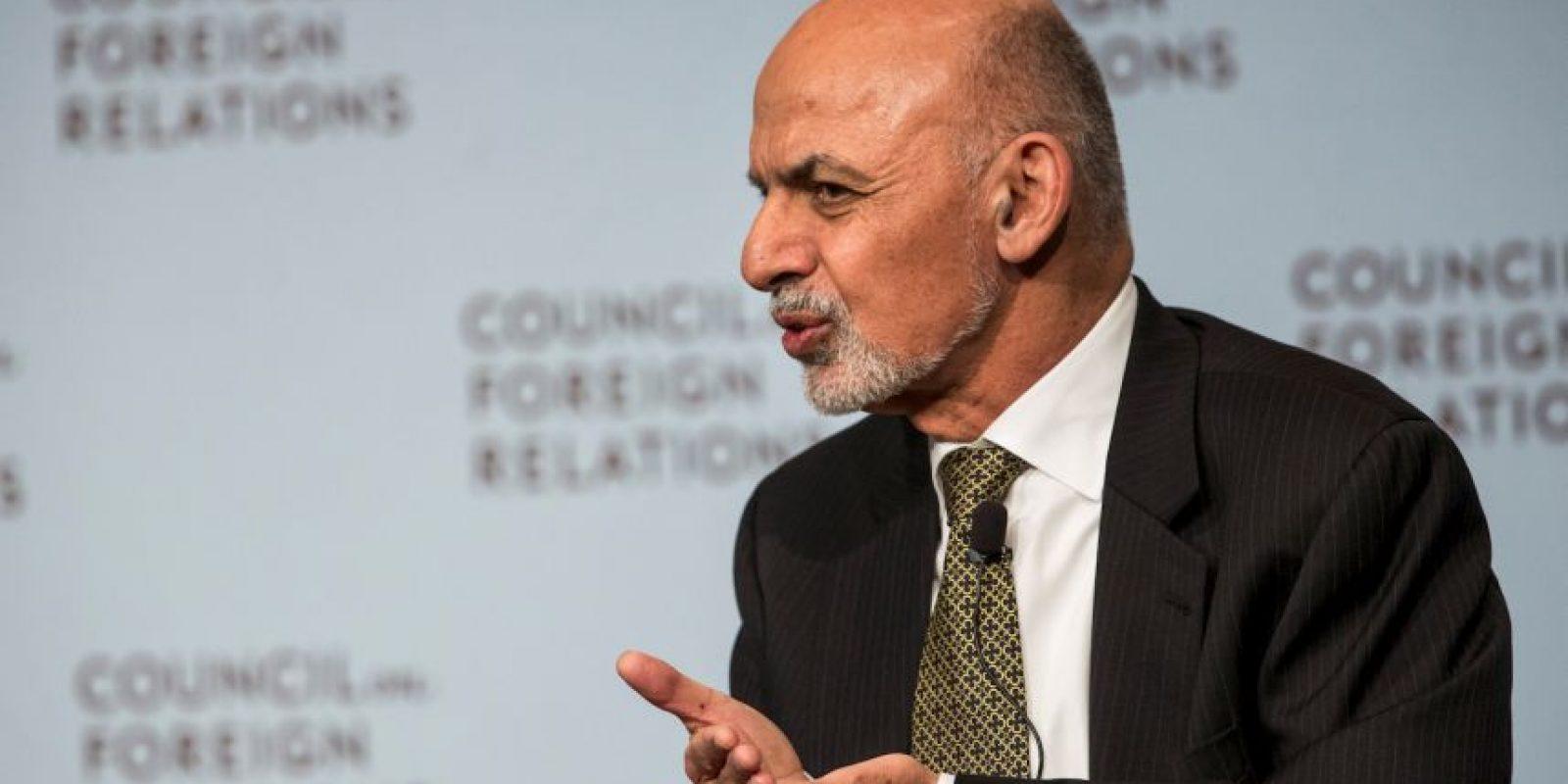 Mohammad Jan Rasulyar pidió apoyo del presidente Ashraf Ghani mediante una carta enviada por Facebook Foto:Getty Images