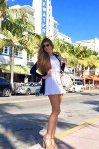 Ella es Melanie Martins Foto:Vía instagram.com/melaniemartinsblog