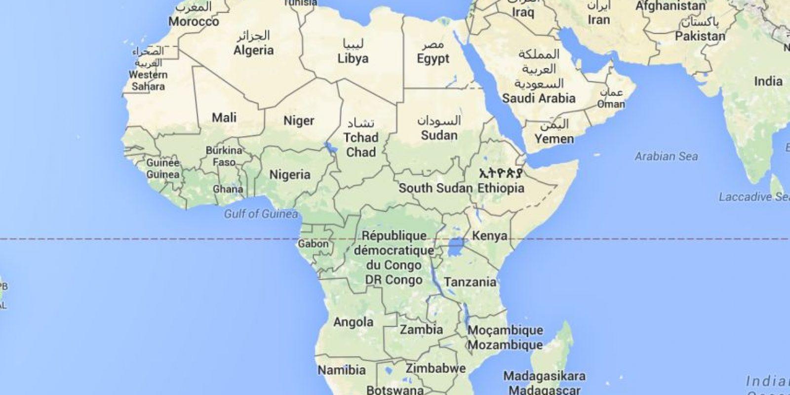 Estados Unidos protegerá a los leones de África Foto:Google Maps