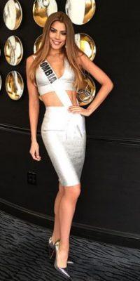 Miren las mejores fotos de la Miss Colombia Foto:Vía instagram.com/gutierrezary