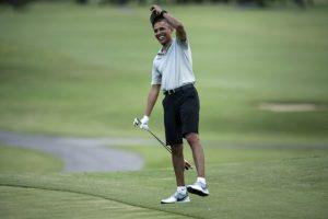 Para disfrutar partidos de golf y buenos momentos. Foto:AFP