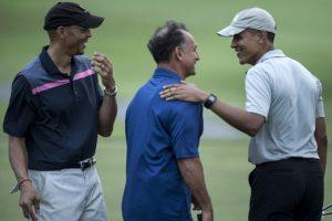 Desde entonces ha encontrado el momento para reunirse con sus amigos. Foto:AFP