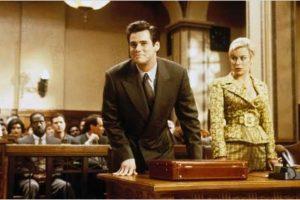 Jim Carrey y Jennifer Tilly Foto:Agencia