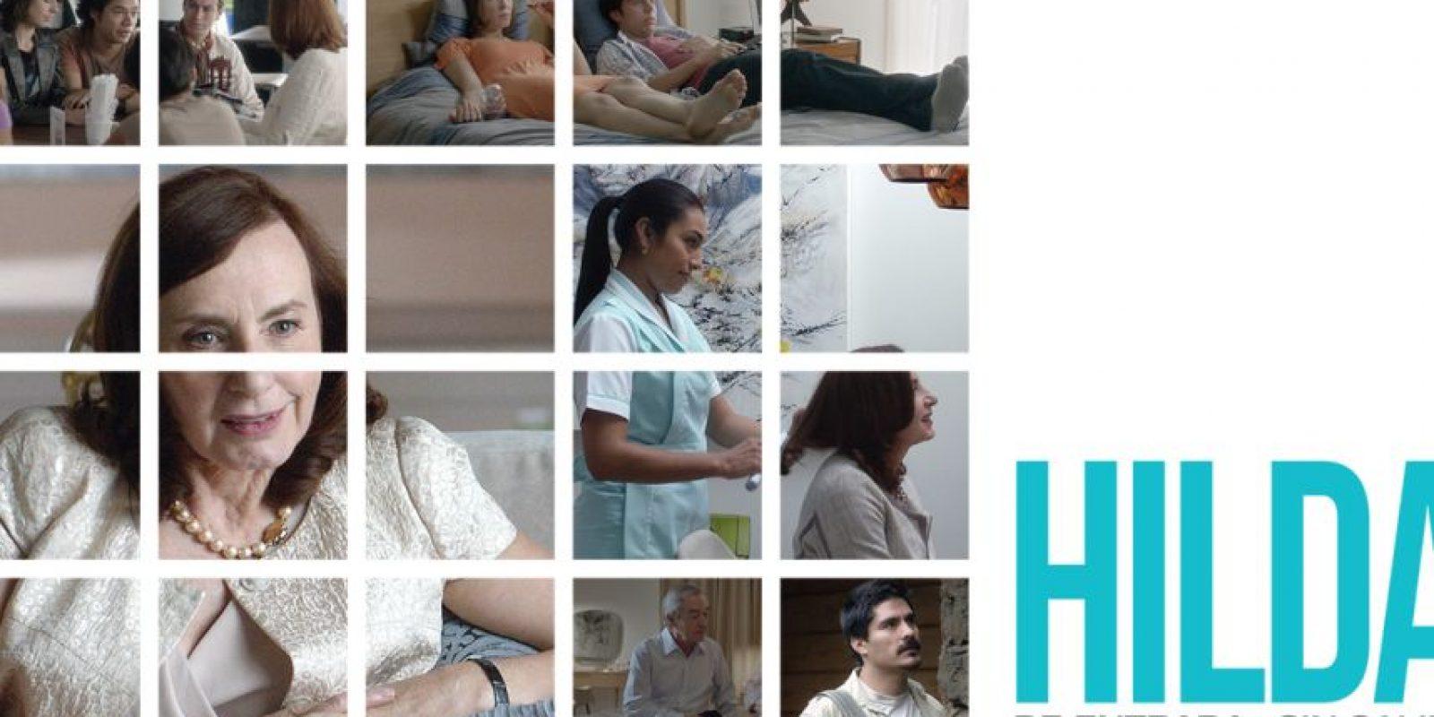 """""""Hilda"""". Disponible a partir del 4 de enero. Foto:vía Netflix"""