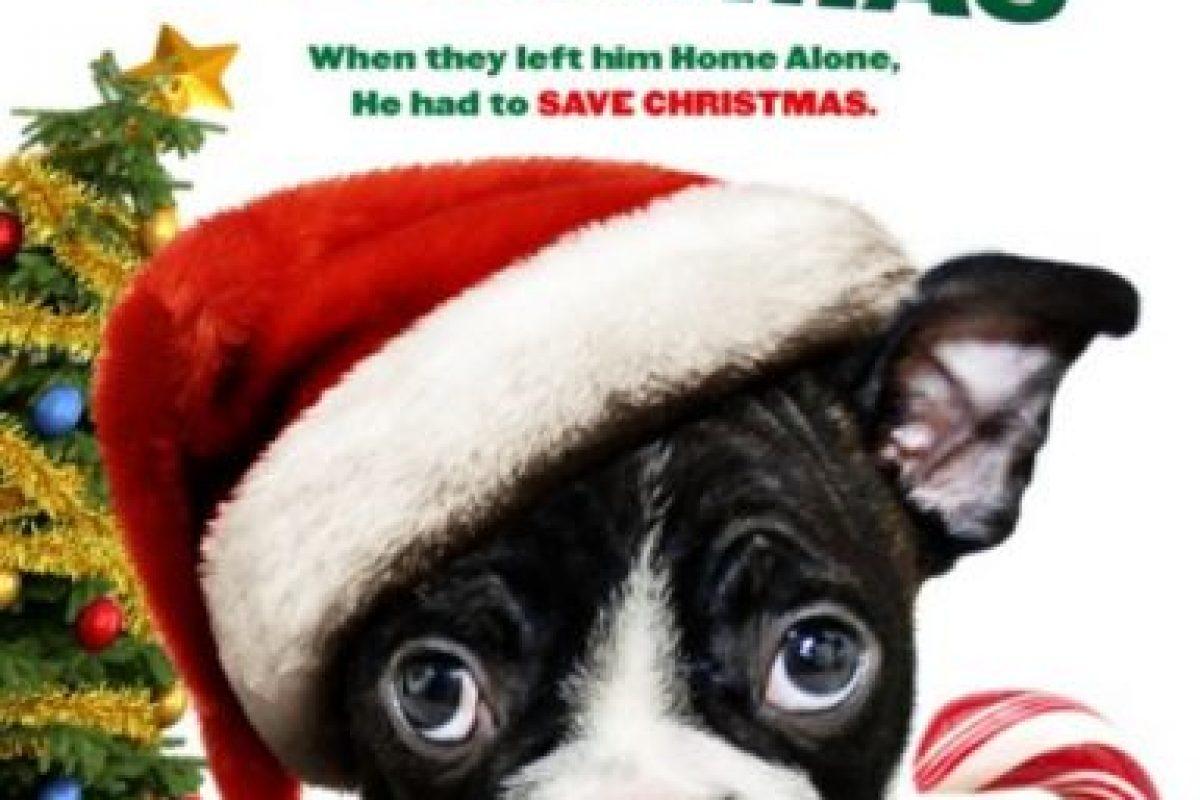 """1. """"Solo en Navidad"""". Foto:vía Netflix"""