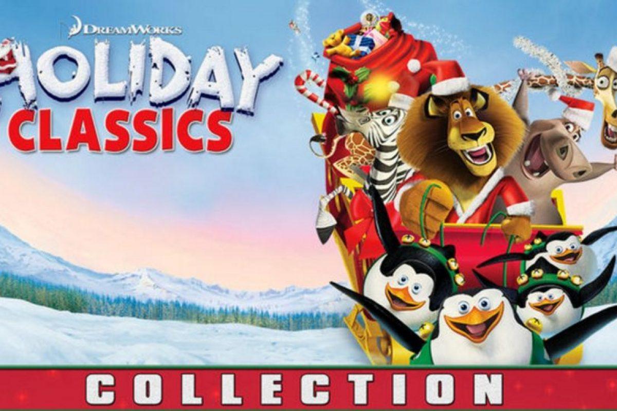 """8. """"DreamWorks Holiday Classics"""". Foto:vía Netflix"""