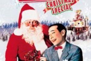 "9. ""Pee-Wee's Playhouse: Christmas Special"". Foto:vía Netflix"