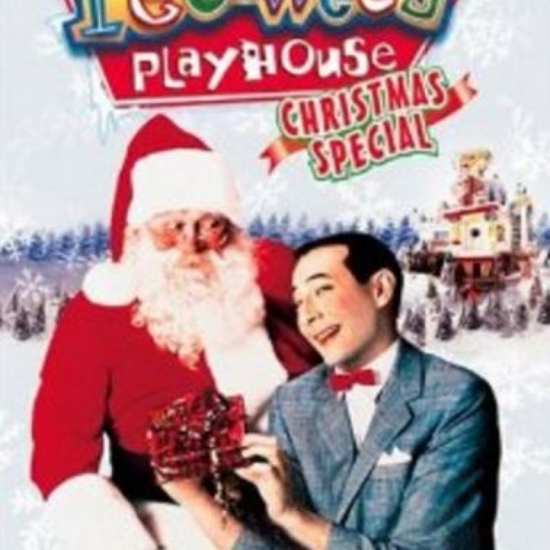 "9. ""Pee-Wee's Playhouse: Christmas Special"". Foto: vía Netflix"