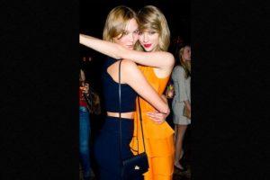 5. La relación oculta entre Taylor Swift y Karlie Kloss. Lo cierto, es que las famosas mantienen una estrecha amistad. Foto:Instagram/taylorswift