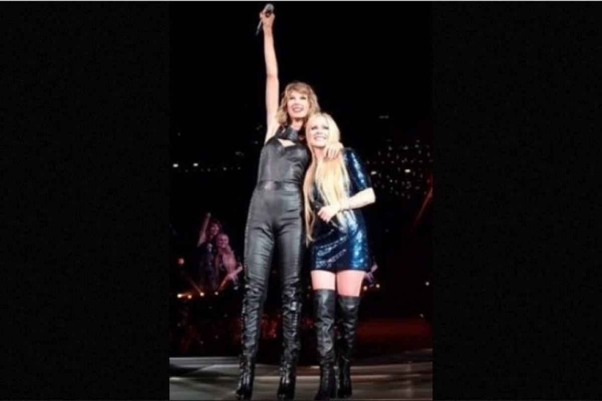 Y Avril Lavigne Foto:Instagram/taylorswift