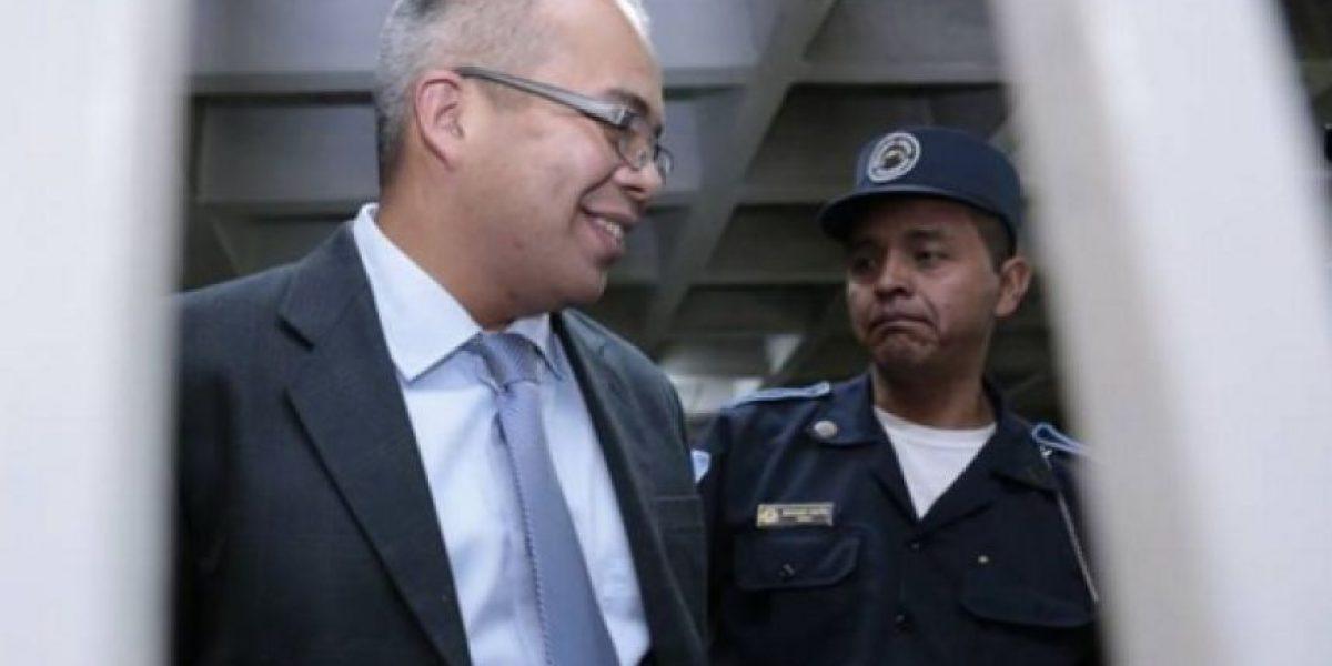 Con análisis financieros, el MP acusa al hijo de la jueza Sierra Stalling