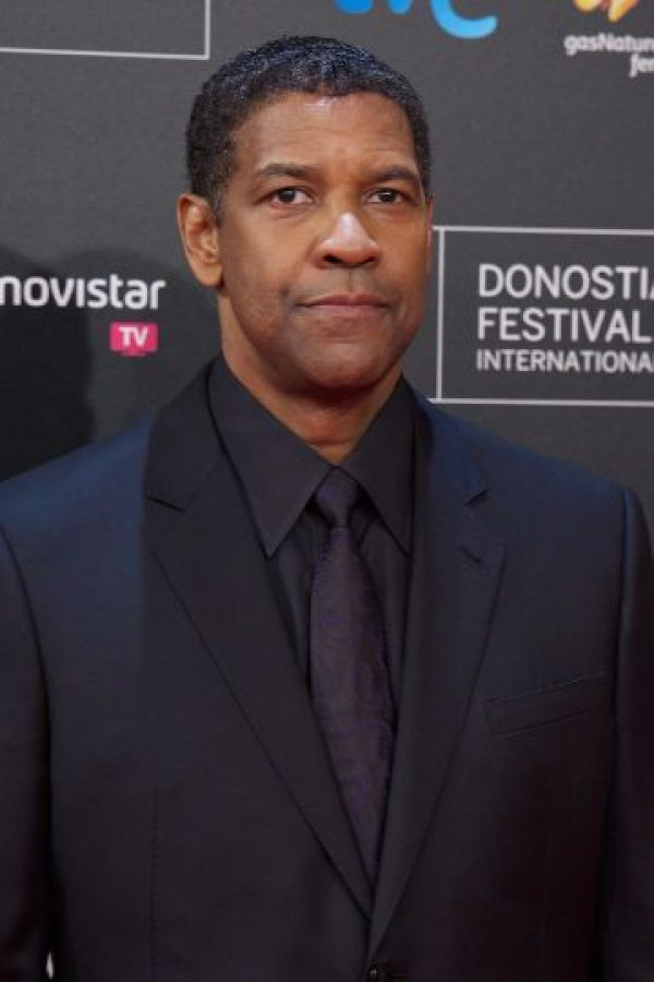 2. Denzel Washington Foto: Getty Images