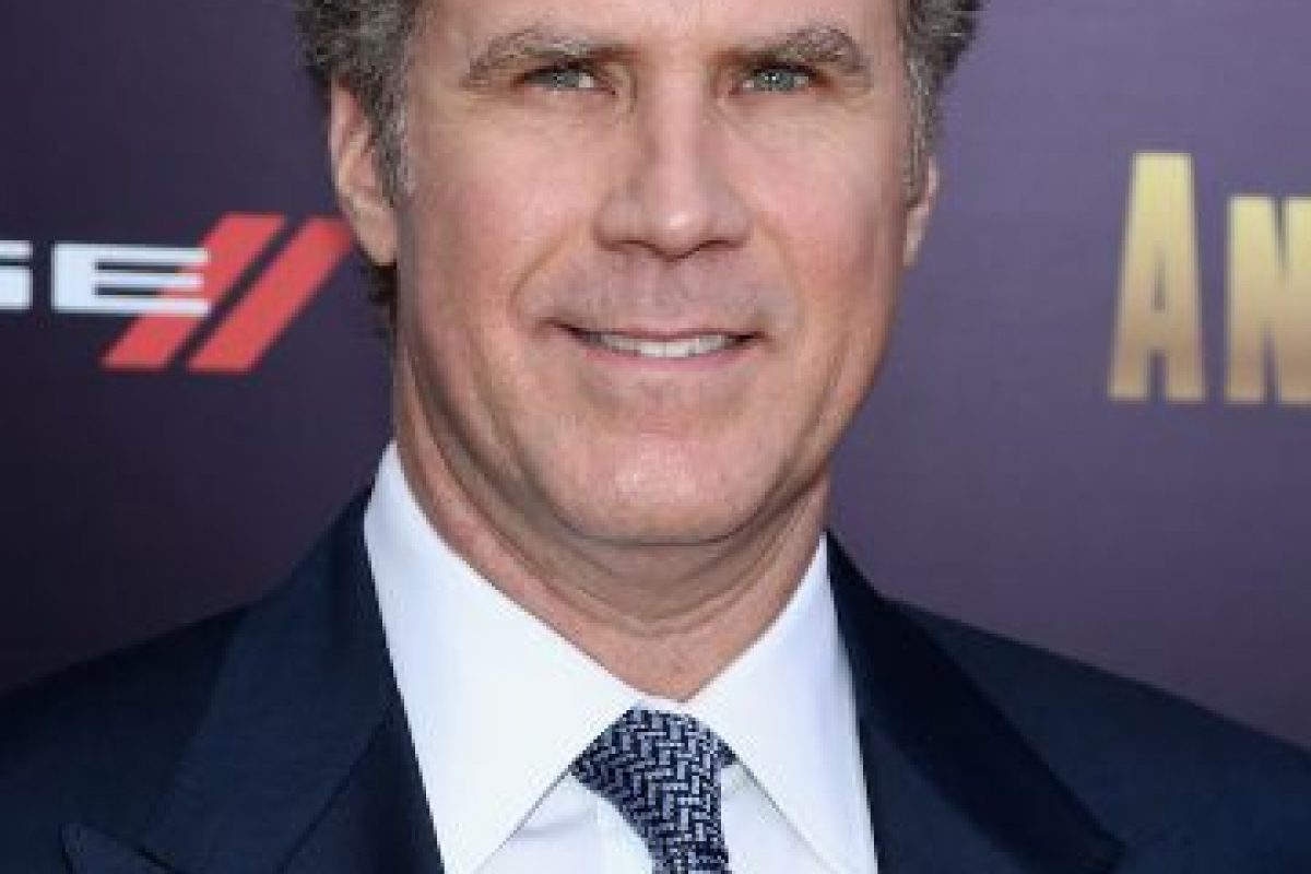 3. Will Ferrell Foto: Getty Images