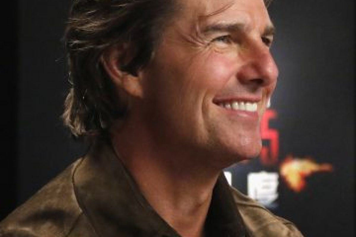 10. Tom Cruise Foto: Getty Images