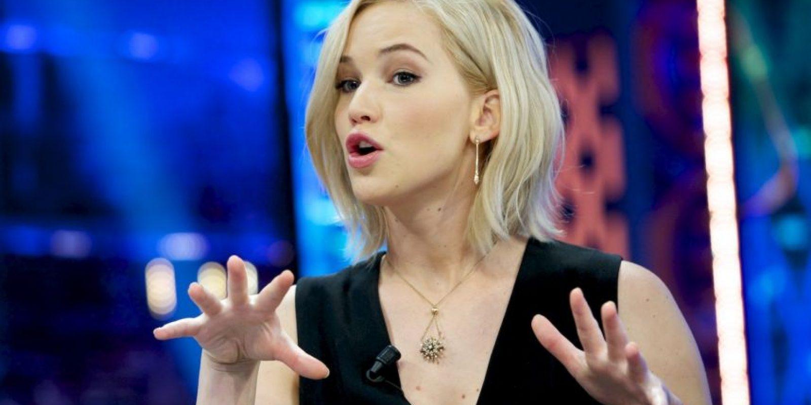 """3. Cuando era pequeña la llamaban """"Nitro"""" porque era muy hiperactiva. Foto:Getty Images"""