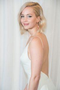1. Su nombre es Jennifer Shrader Lawrence. Foto:Getty Images