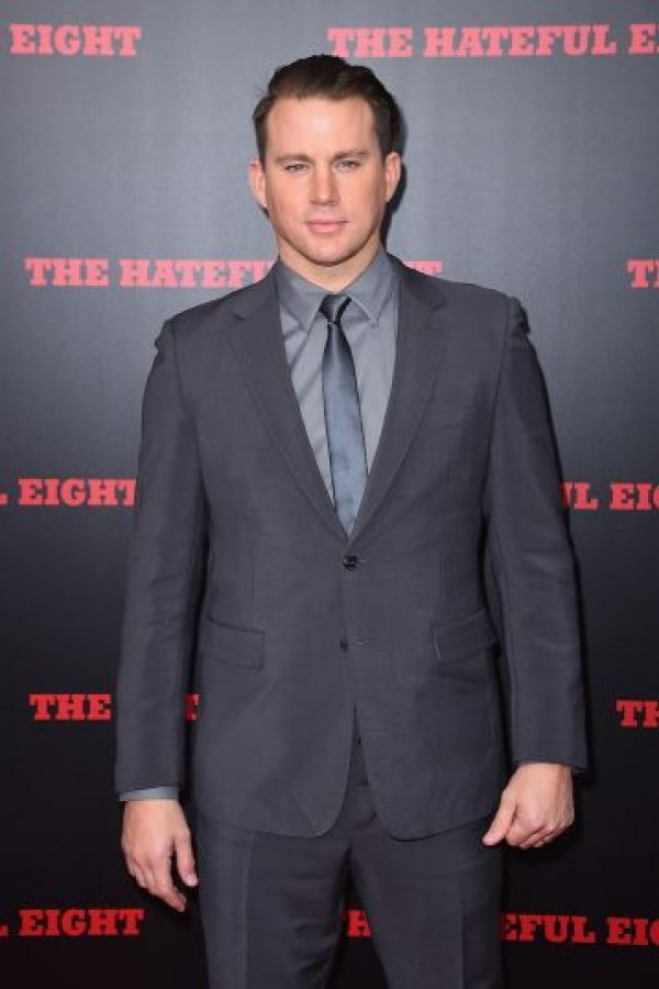 7. Channing Tatum Foto: Getty Images