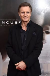 4. Liam Neeson Foto: Getty Images