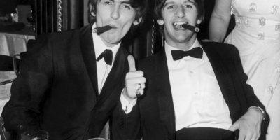 3. La banda compró la isla griega Leslo en 1967, aunque la vendieron después aburridos de la idea. Les costó 95 mil libras esterlinas. Foto:Getty Images