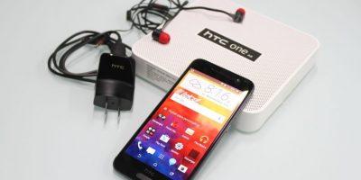 Sistema operativo Android 6.0 Marshmallow con HTC Sense. Foto:Nicolás Corte