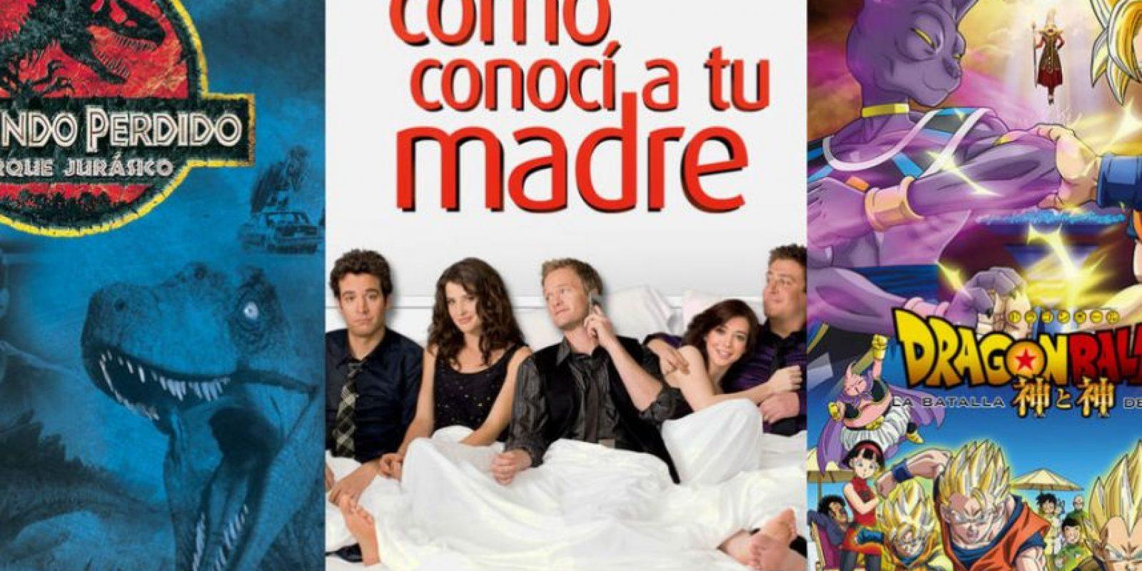 Las novedades de Netflix para enero de 2016 en América Latina. Foto:vía Netflix