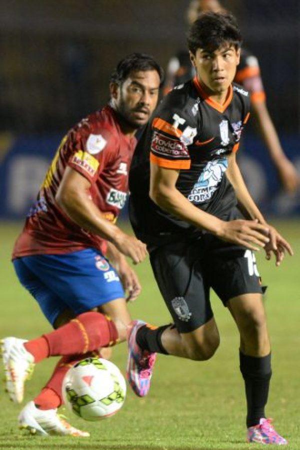 Ruiz se reincorporó a los entrenamientos de Municipal de cara al torneo Clausura 2016. Foto:Publinews