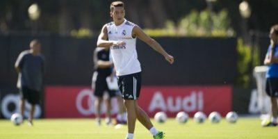 El alemán aseguró que tomó una buena decisión al marcharse al Arsenal. Foto:AFP