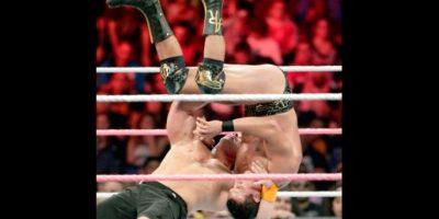 Ha sido Campeón Mundial en 15 ocasiones Foto:WWE