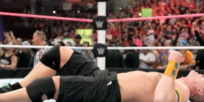 Suma 14 años como luchador de WWE Foto:WWE