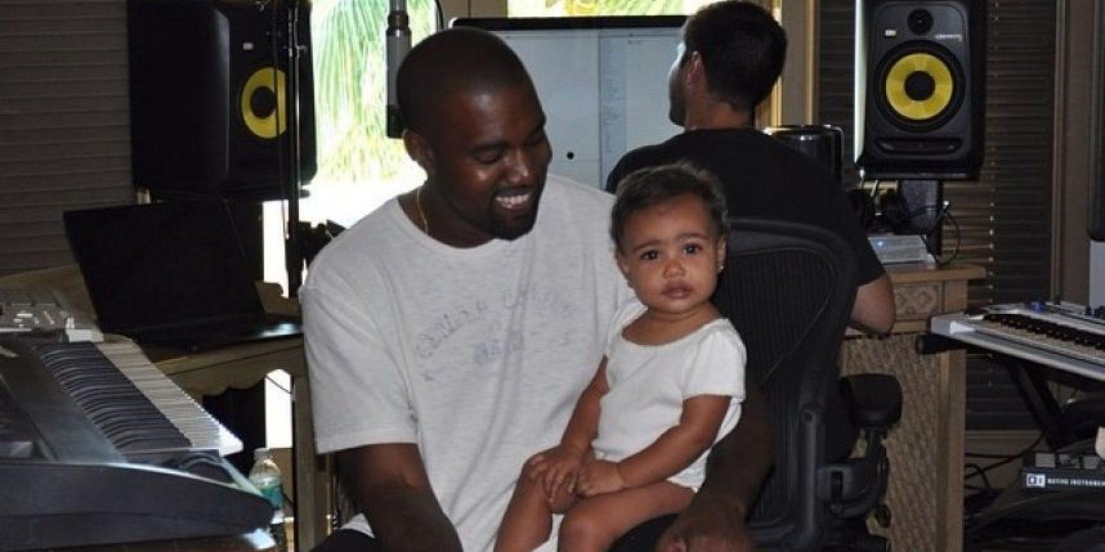 """Además, su padre se inspiró en ella para componer el tema """"My Only One"""" Foto:Instagram/kimkardashian"""