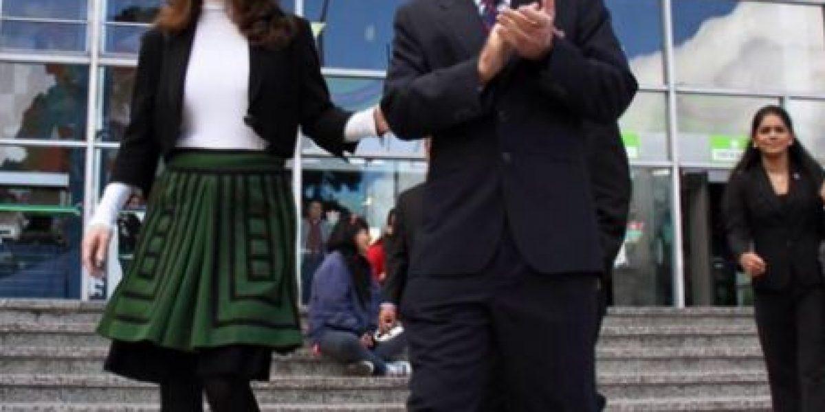 Con este video, alcalde Arzú recomienda no usar el celular mientras conduces