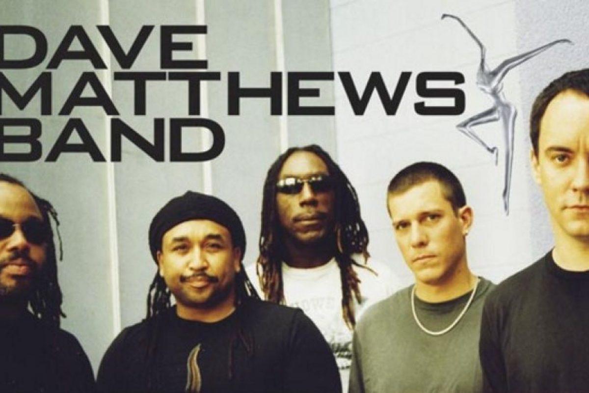 15. Dave Matthwes Band logró 762 mil dólares Foto:Pinterest